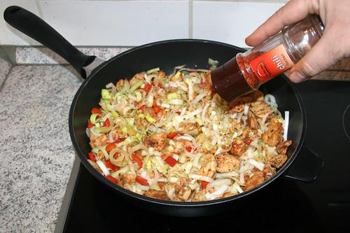 36 - Mit Chiliflocken würzen / Season with chili flakes