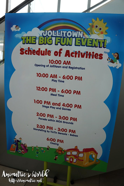 Jollitown The Big Fun Event