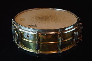 Pearl Brass Snare