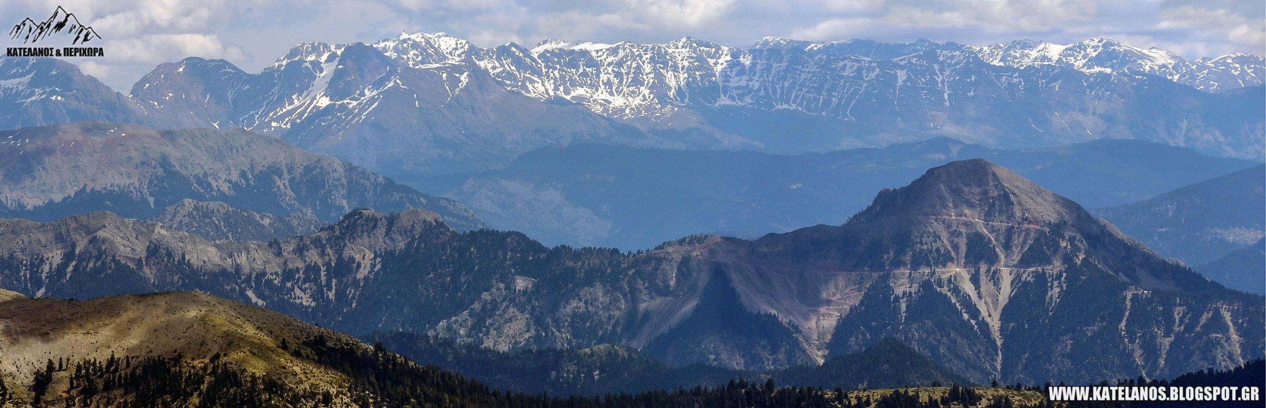 αννινος παναιτωλικου ορους βουνο