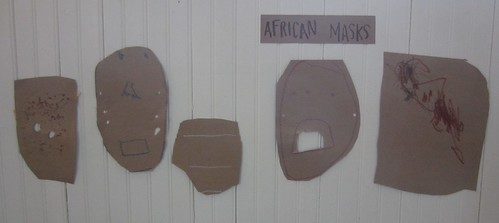 Our African masks