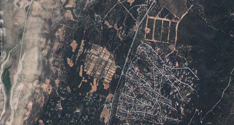 urbanización paraíso, gudalajara, take me down to the urba, después, urbanismo, planeamiento, urbano, desastre, urbanístico, construcción, rotondas, carretera