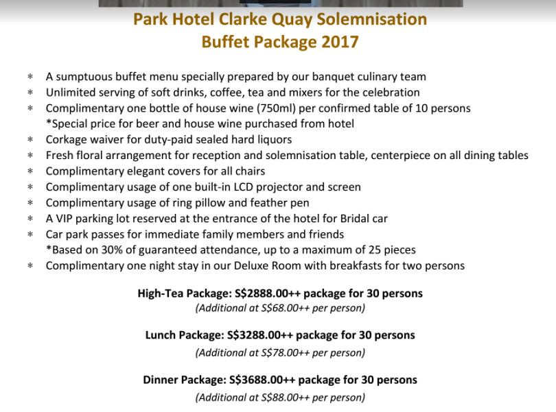 park hotel clark quay