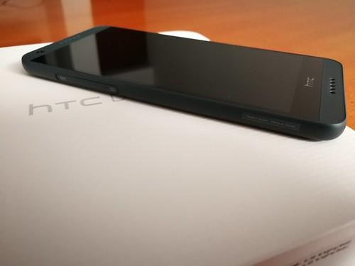HTC Desire 650 - Apariencia física