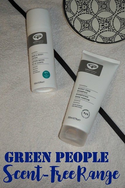 Green People Scent-Free Range