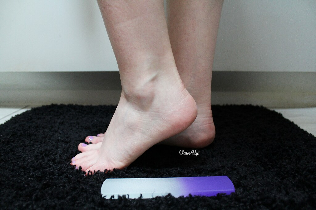 Mont Bleu Original Foot Scraper & Callus Remover review