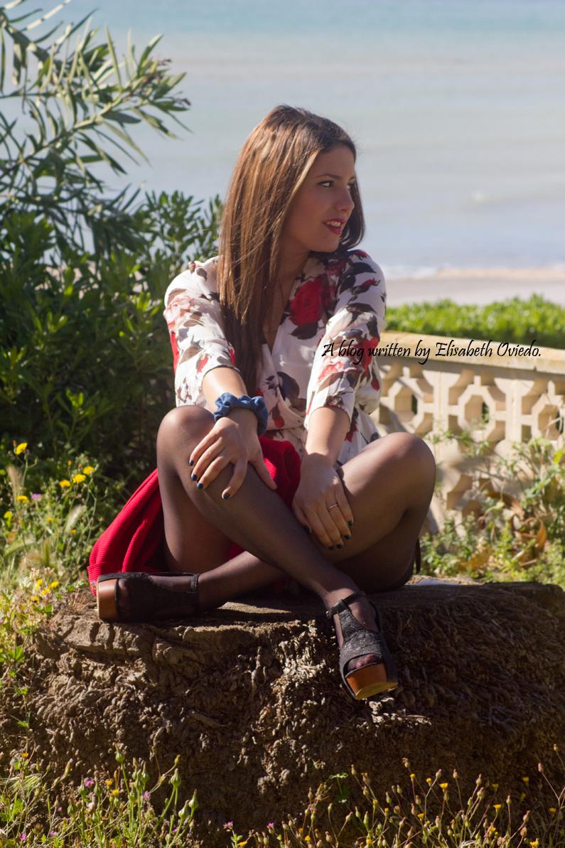 heelsandroses elisabeth oviedo blazer roja zara temporada primera verano (5)