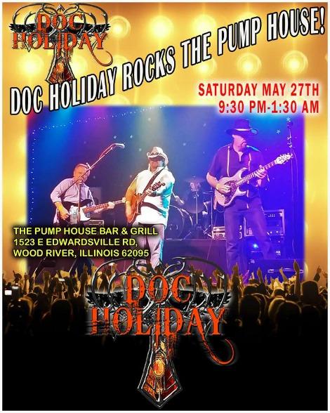 Doc Holiday 5-27-17