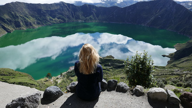 Ecuador - Laguna Quilotoa