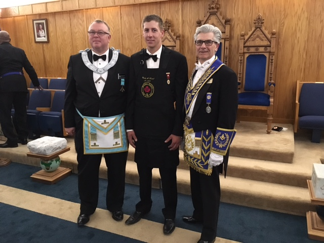 2017 04 12 Official Visit to Claude M Kent Lodge No 681