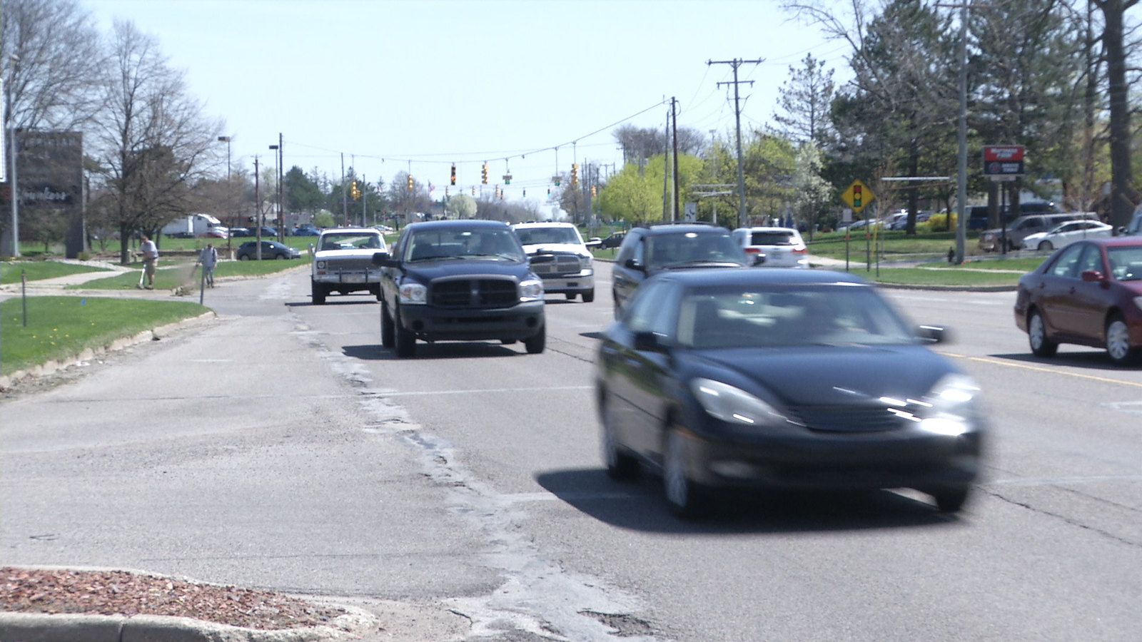 Pedestrian Safety A Concern for Residents of Meridian Township