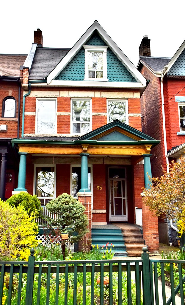 93 Brunswick Avenue Harbord Village Heritage Conservation District Phase I Toronto