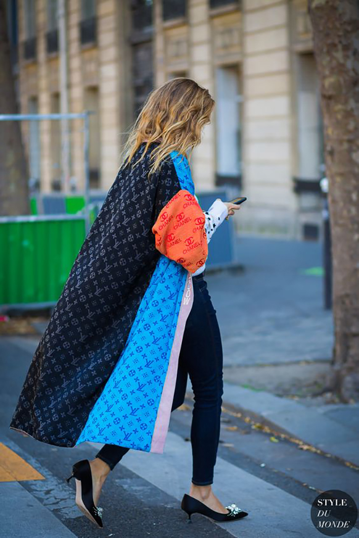 kimono street style spring 2017 outfits inspiration accessories fashion trend style8