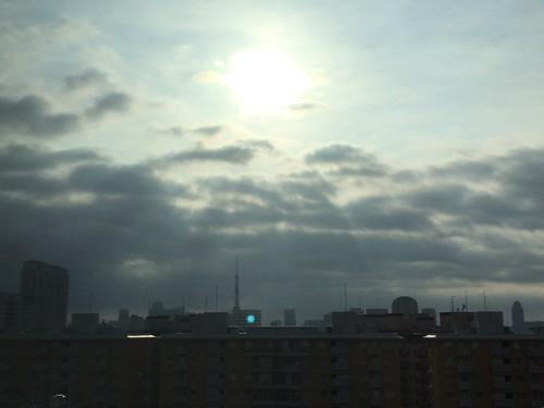 空と雲 2017.5.16