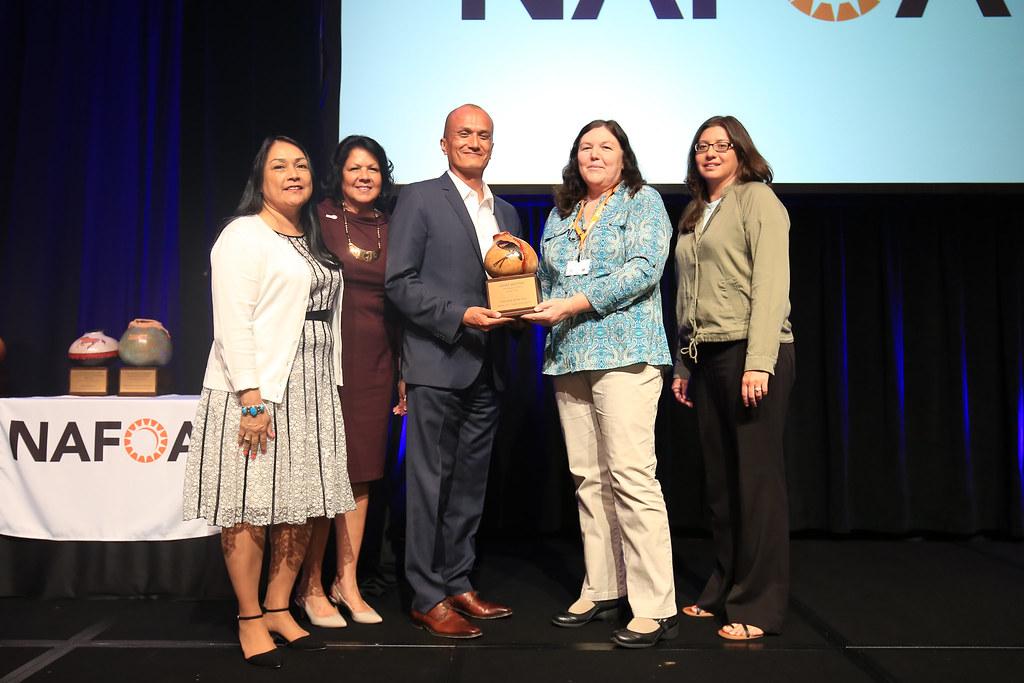 NAFOA Executive of the Year