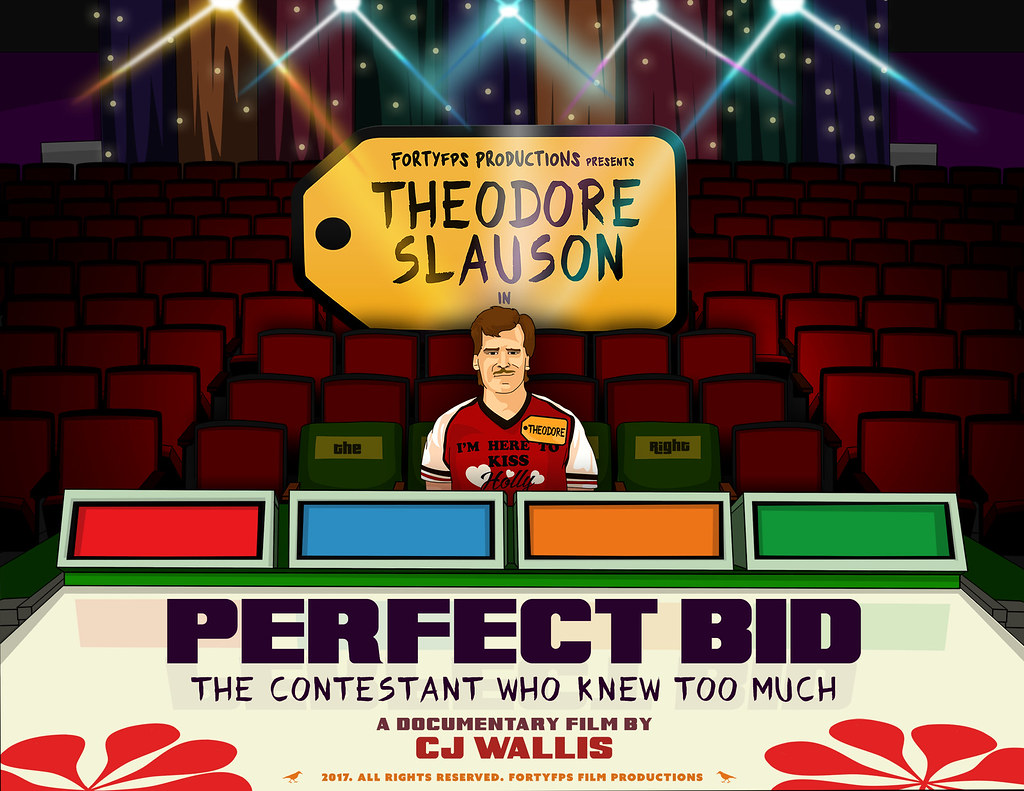 Perfect Bid: The Contestant Who Knew Too Much - Teaser Poster