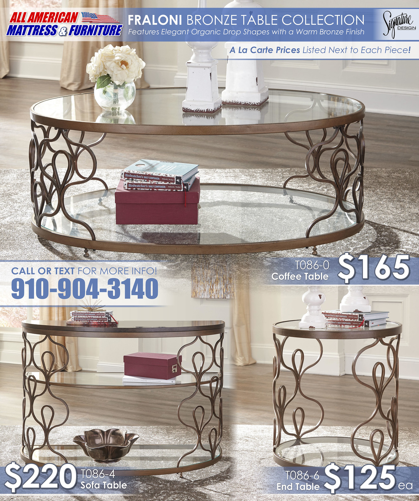 T086 Table Collection