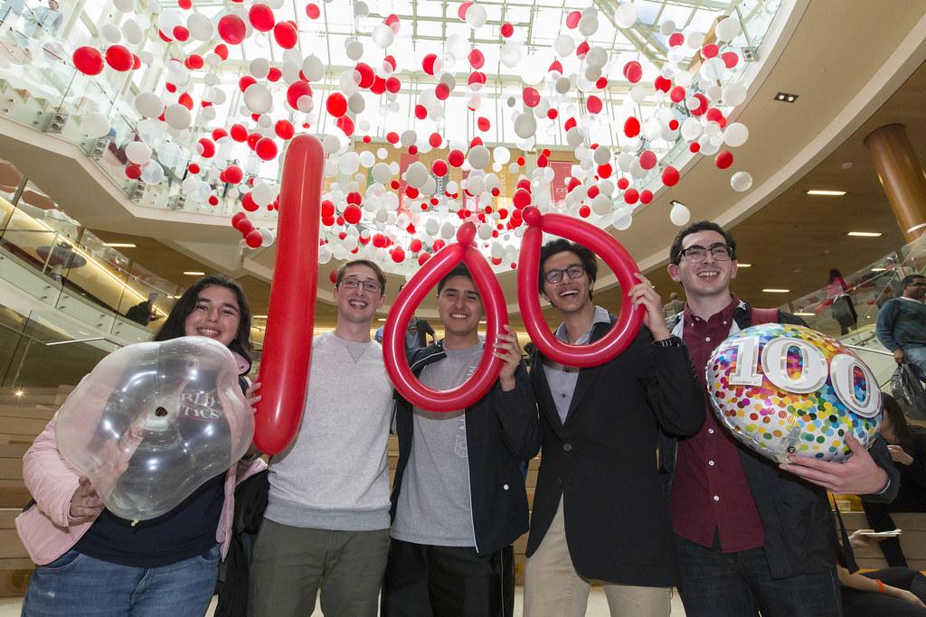 Olin's 100th Birthday