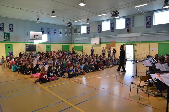 Sr Elementary tour 2017
