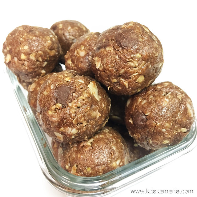 No-Bake Protein Energy Balls