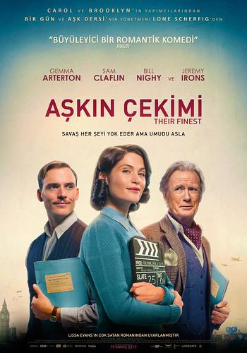 Aşkın Çekimi - Their Finest (2017)