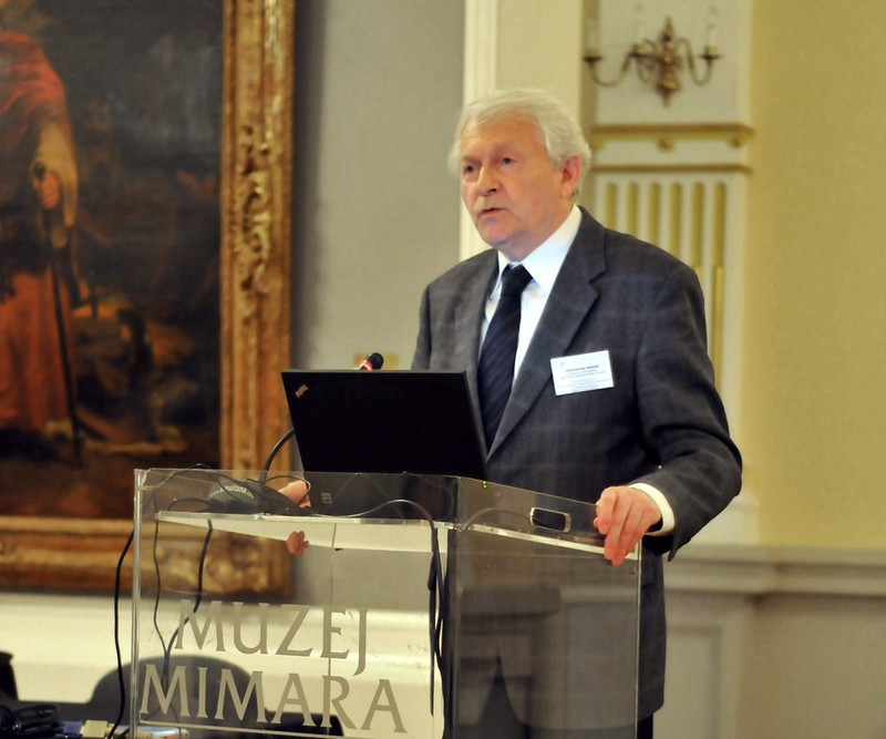 Mr. Ferdinand Meder, Zagreb, CROATIA
