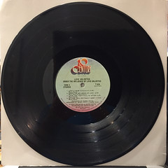 LOVE UNLIMITED:UNDER THE INFLUENCE OF... LOVE UNLIMITED(RECORD SIDE-A)