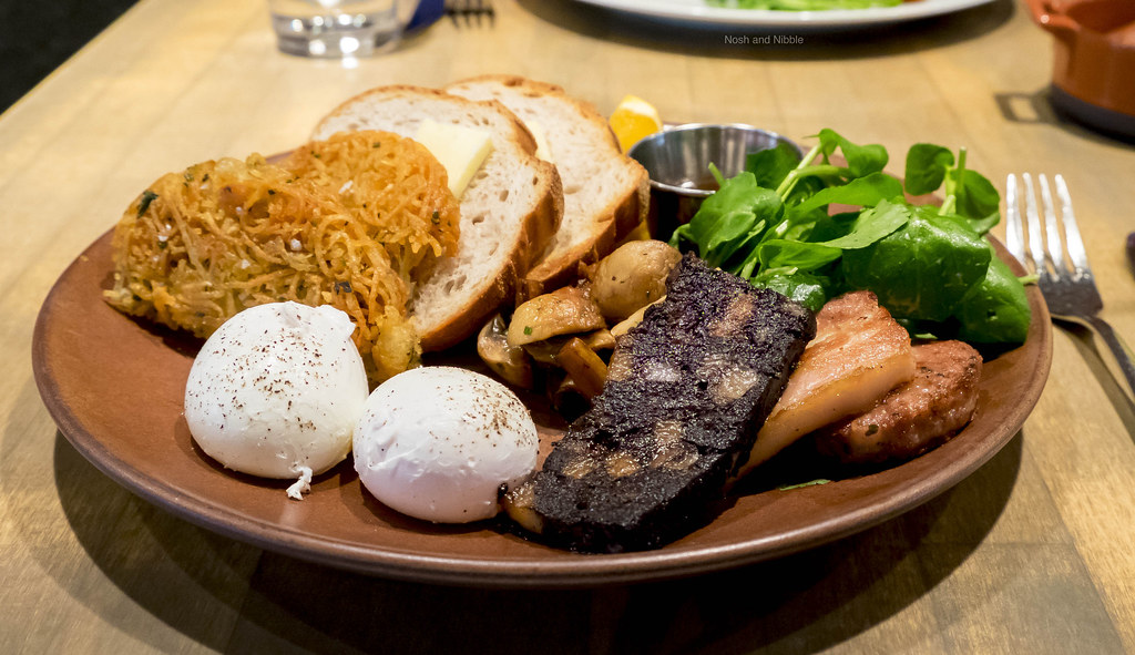 Nosh and Nibble - L'Abbatoir - Brunch Review - Vancouver - Vancouver #foodie #foodporn