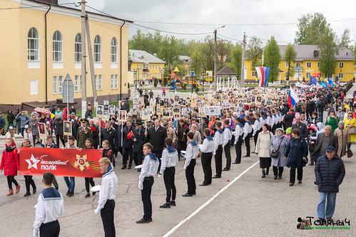 День Победы в Суворове. 2017 год
