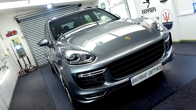 Porsche Cayenne GTS .. New car protection Detail