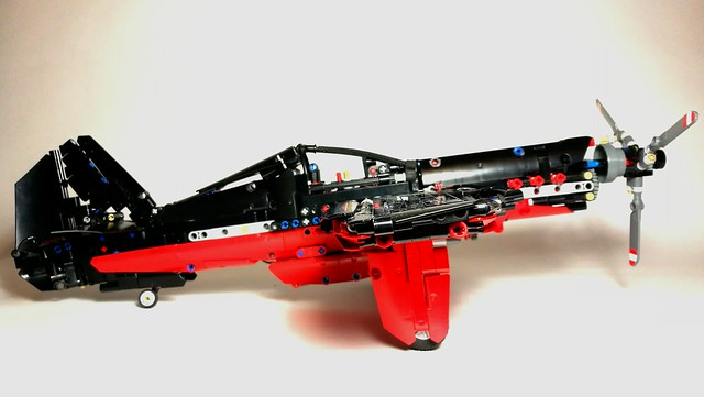 lego technic plane instructions