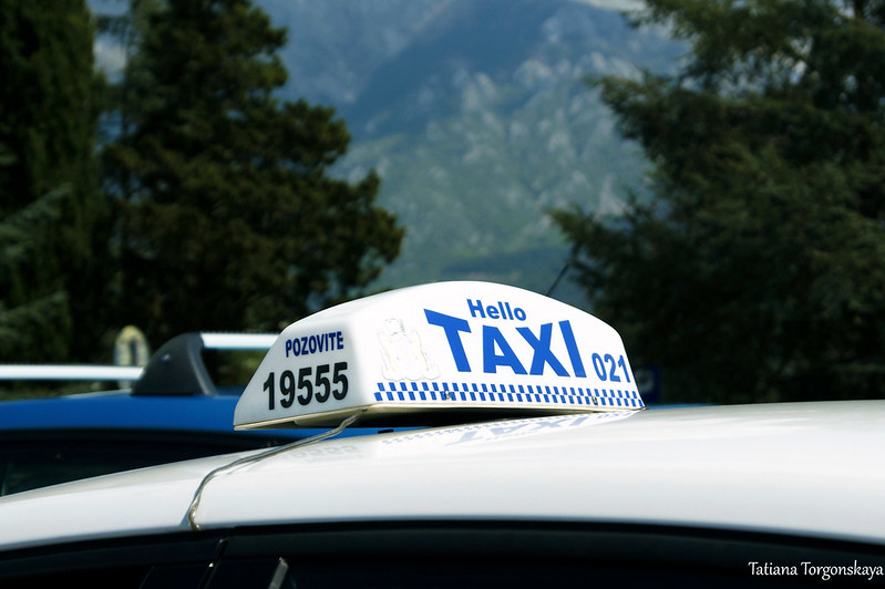 Черногорское такси