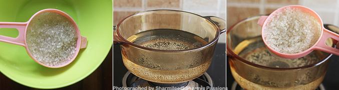 How to make Vanilla Cheese Cake Recipe - Step2