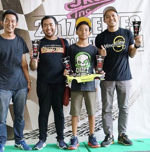 SST RWD 3 HB JRCD Seri 3 2017 Bekasi