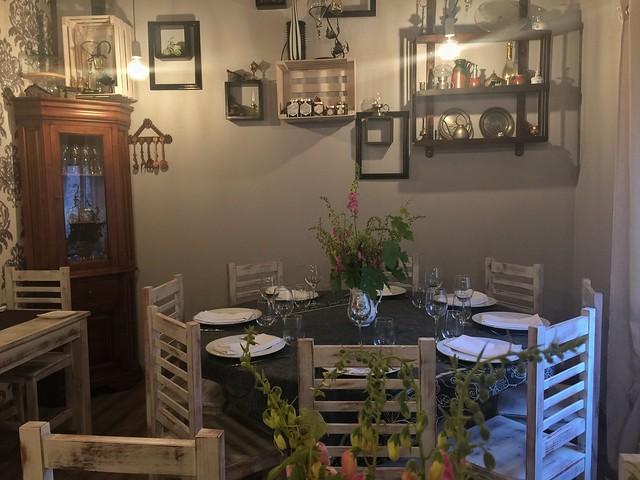 Restaurante La Meancera (El Gasco, Las Hurdes)
