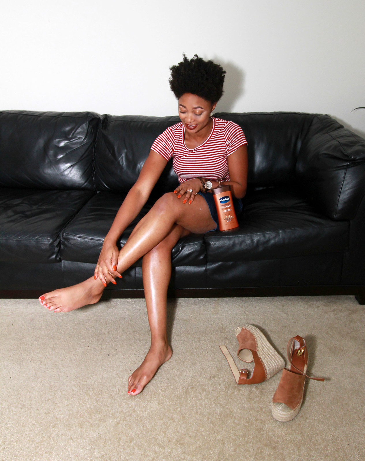 how to moisturize your skin with vaseline cocoa radiant