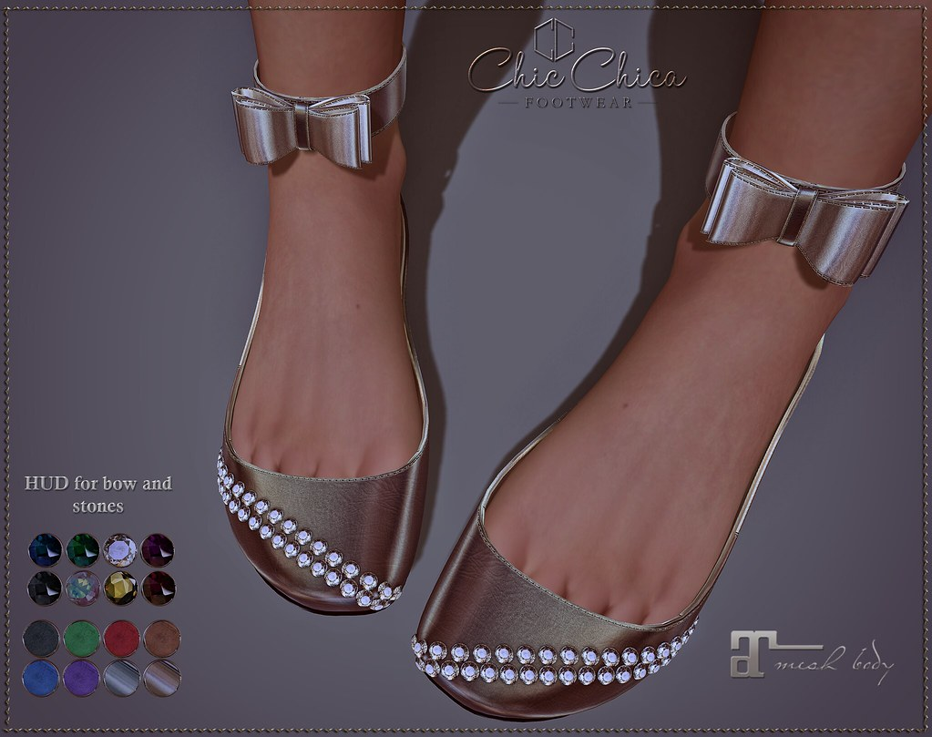 Etierre flats by ChicChica OUT @ Enchantment