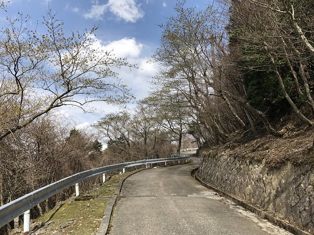 野登山 車道