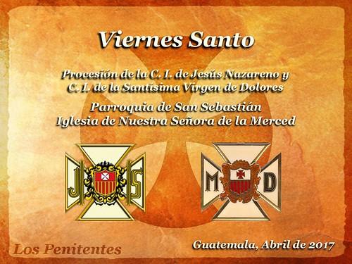 Viernes Santo La Merced Antigua Guatemala