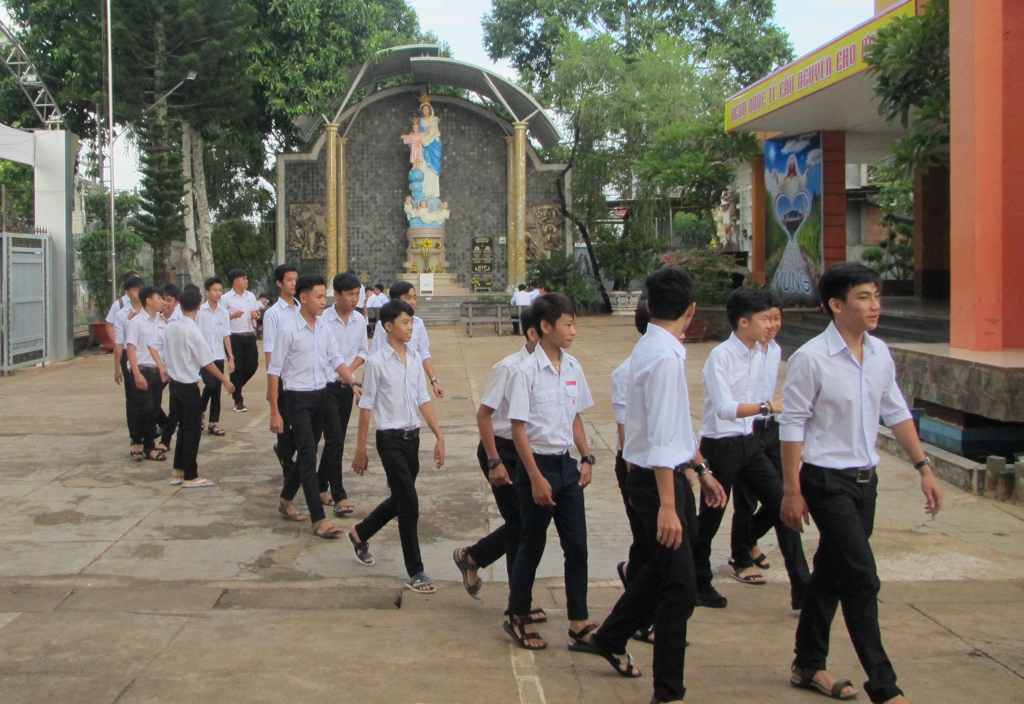 Ngày Ơn Gọi 2017 - Hạt Xuân Lộc A