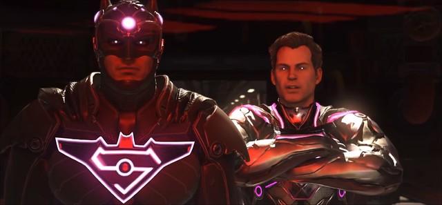 Injustice 2- Batman Mind-Controlled