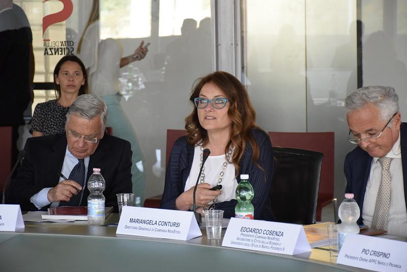 Visita dell'Ambasciatore del Cile in Italia, Fernando Ayala