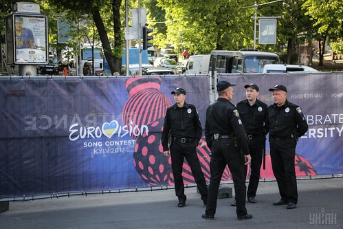 На охорону Євробачення витратили майже 50 мільйонів