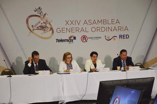Inicia la vigésima cuarta Asamblea Nacional de la Red México