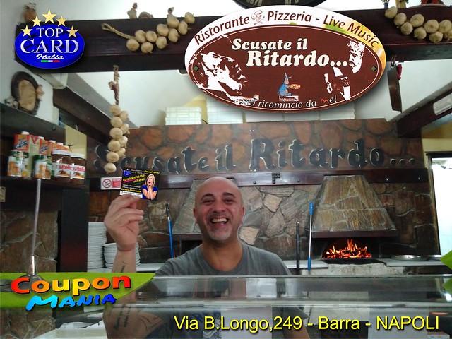 SCUSATE IL RITARDO PIZZERIA- Via Bartolo longo,249-Barra-NAPOLI