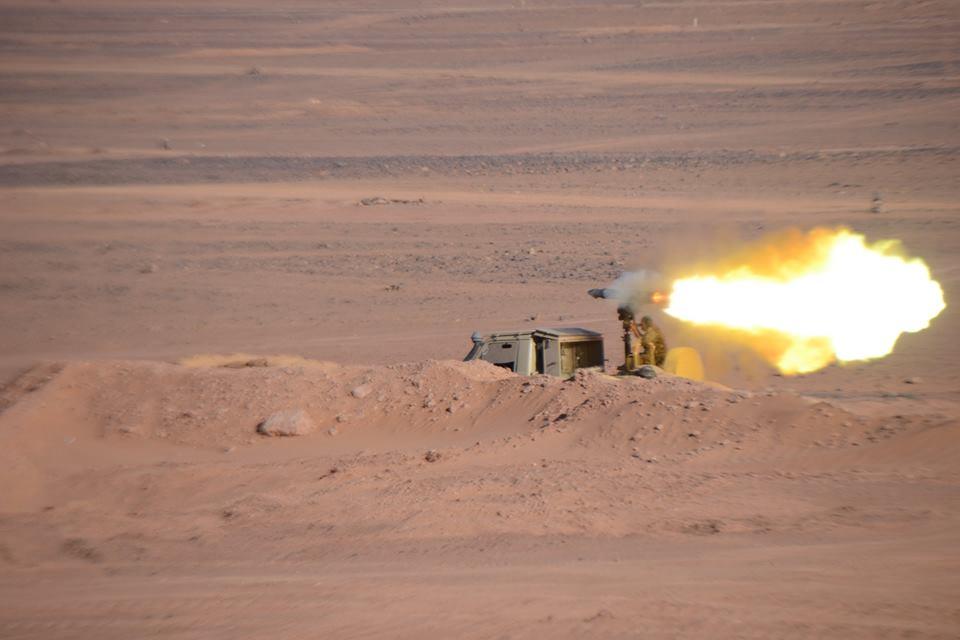 القوات البرية الجزائرية [  Missiles Anti-Chars ]   - صفحة 2 34823583285_9881f89649_o