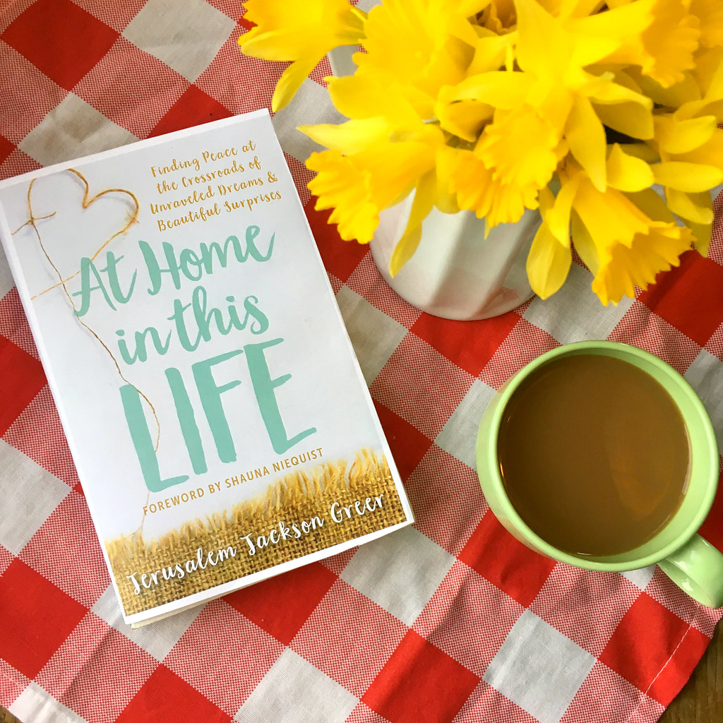 At Home in This LIfe Book