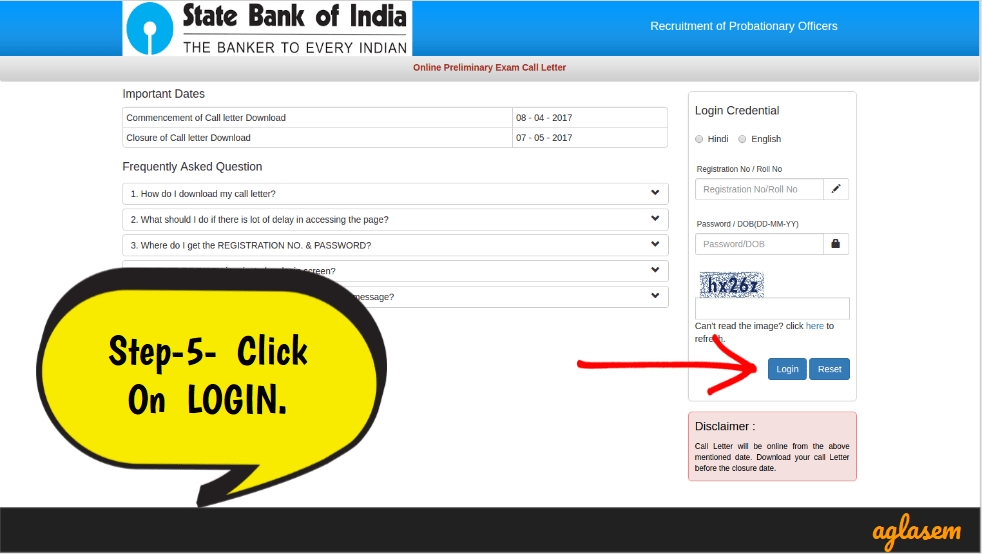 SBI PO Admit Card 2017   Download GD/PI Call Letter
