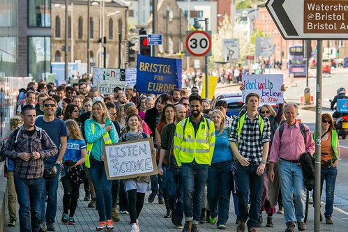 March - Bristol Science March