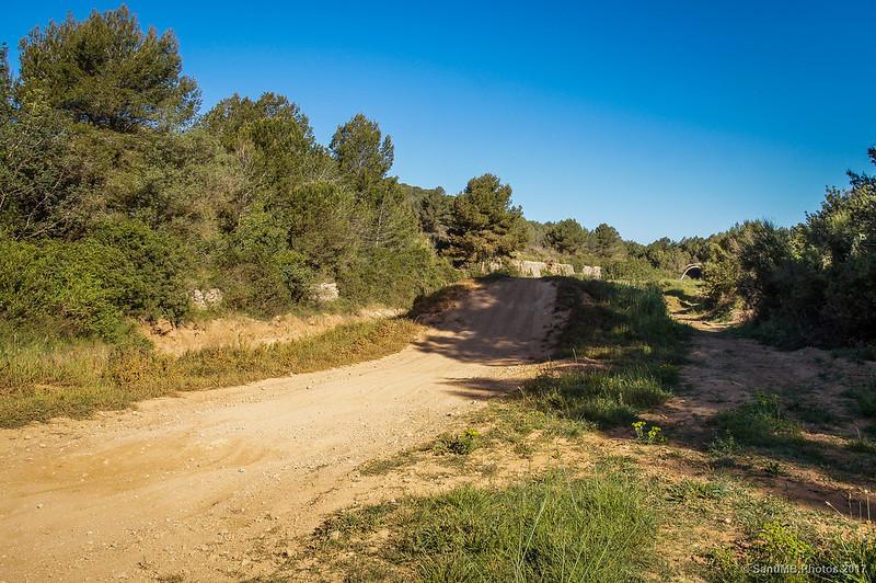 Bultaco Camp en el Mas Sant Antoni